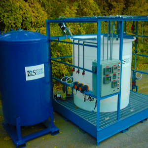 US (National) Steel waste water treatment