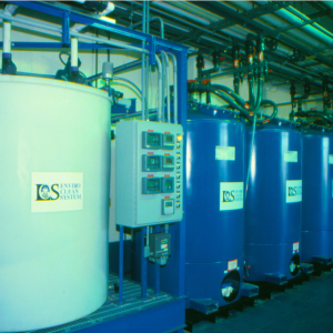 Lewis Environmental treatment solution for Leading Technologies
